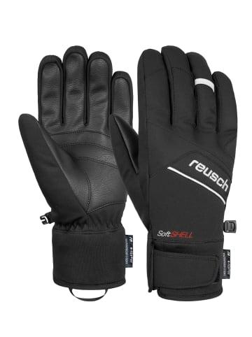 Reusch Fingerhandschuh Luke R-TEX® XT in black/white