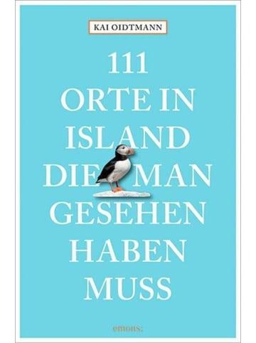 Emons 111 Orte in Island, die man gesehen haben muss