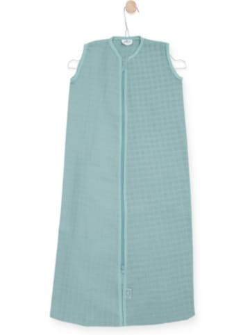 Jollein Sommer-Schlafsack Mull, grün, 70 cm