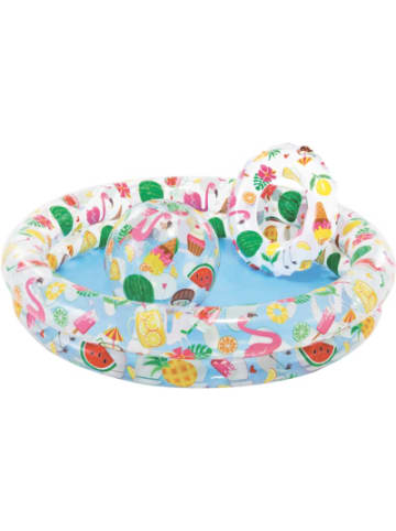 Intex Pool-Set 2-Ring Just so Fruity, inkl. Ring + Ball