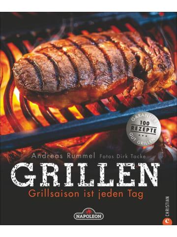 Christian Verlag GRILLEN | Grillsaison ist jeden Tag
