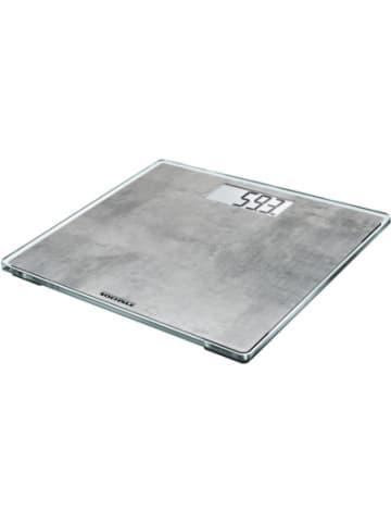 "Soehnle digitale Personenwaage ""Style Sence Compact 300 concrete"""