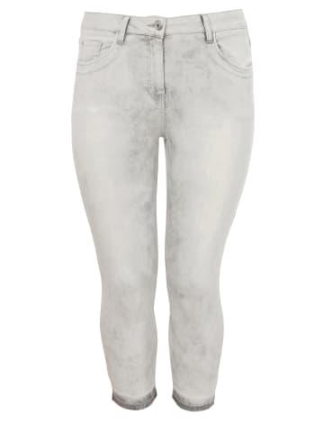 FRAPP  Jeans in hell-grau