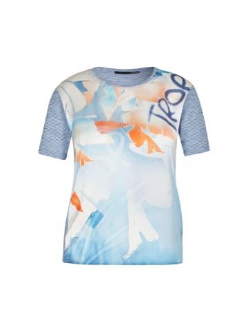 LeComte T-Shirt in DENIMBLAU