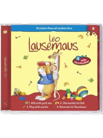 Kiddinx Media Leo Lausemaus. Tl.9, 1 Audio-CD