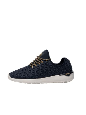ASFVLT Sneaker SPEED SOCKS SS021 in blue night taffy