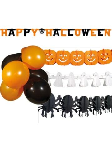 Boland Dekoset Halloweenparty, 14-tlg.