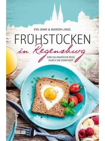 MZ Buchverlag Frühstücken in Regensburg | Eine kulinarische Reise durch die Domstadt