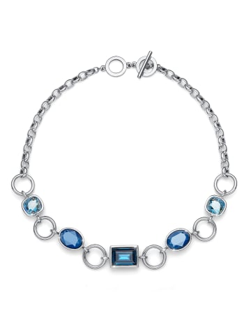 Oliver Weber Collier Royal in blau