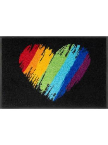 """Wash+dry Fußmatte """"Pride Heart"""""""