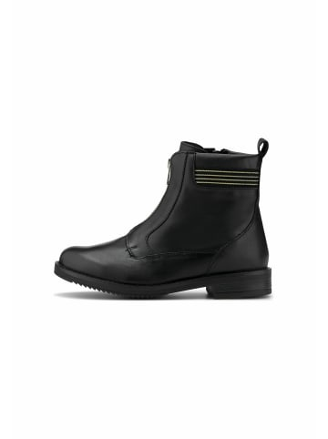 COX Boots Zipper-Boots in schwarz