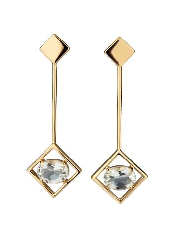 Carolin Stone Jewelry Ohrringe in Gold