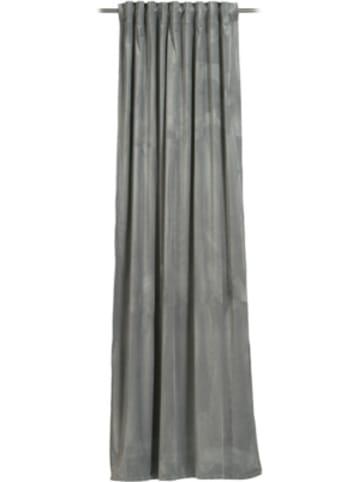"""Gözze Samt Vorhang mit Schlaufen """"Magnum"""" 135x245 cm"""