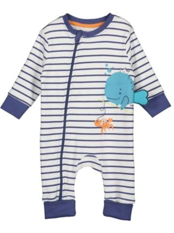 Blue Seven Baby Schlafstrampler