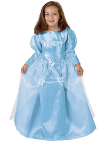 Atosa Kostüm Prinzessin, Blau