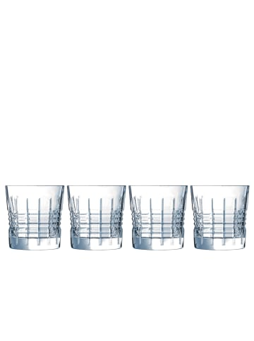 Cristal d'Arques Rendez-Vous Trinkgläser in transparent