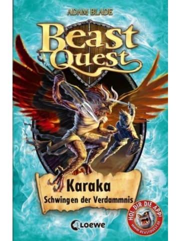 Loewe Verlag Beast Quest (Band 51) - Karaka, Schwingen der Verdammnis