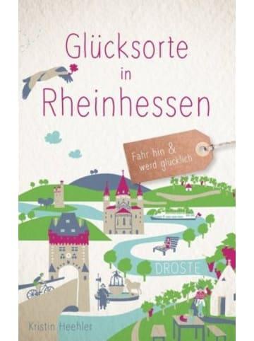 DROSTE Verlag Glücksorte in Rheinhessen
