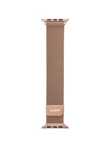 """Laut Armband """"Steel Loop rose gold col."""" für Apple Watch 38mm in gold"""