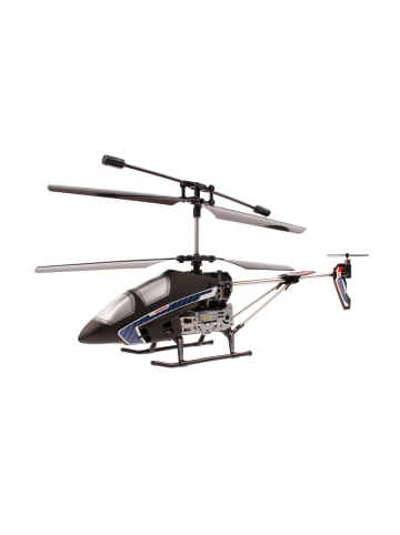 """Cartronic RC Helicopter """"Blade Runner"""" in Schwarz"""