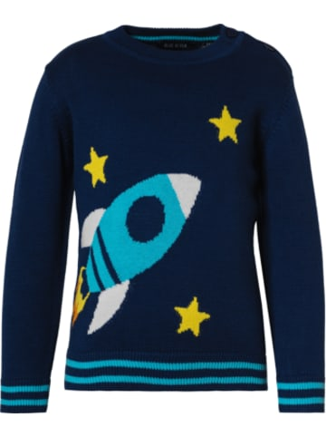 Blue Seven Baby Pullover