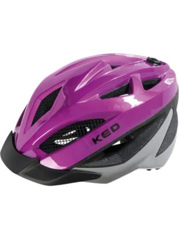 KED Fahrradhelm Gekko, pink