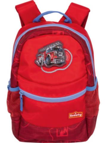 Scouty Kinderrucksack ROCKY Feuerwehr