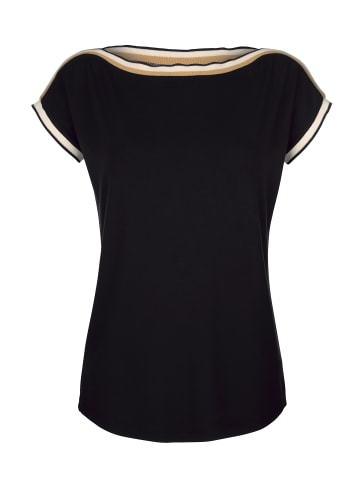 AMY VERMONT Shirt in Schwarz