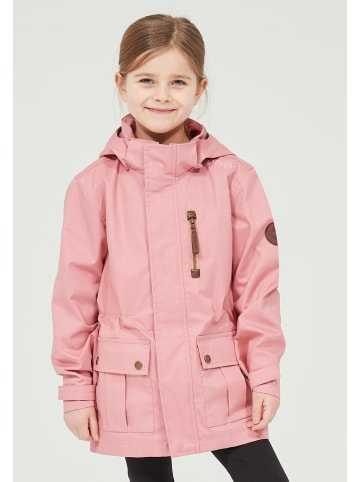Zigzag Parka FISHER COTTON JACKET in 4110 Dusty Rose