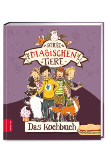 ZS Zabert und Sandmann Die Schule der magischen Tiere - Das Kochbuch