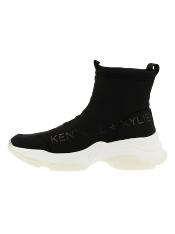 Kendall + Kylie Sneaker in Schwarz