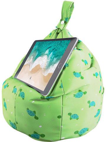 STRAX Planet Buddies - Tablet-Kissen Schildkröte