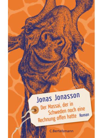 C. Bertelsmann Verlag Der Massai, der in Schweden noch eine Rechnung offen hatte