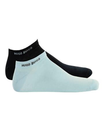 BOSS Socken 2er Pack in Light/Pastel Blue