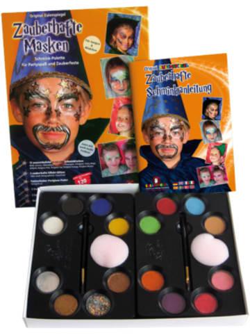 Eulenspiegel Zauberhafte Maskenpalette, 13 Farben
