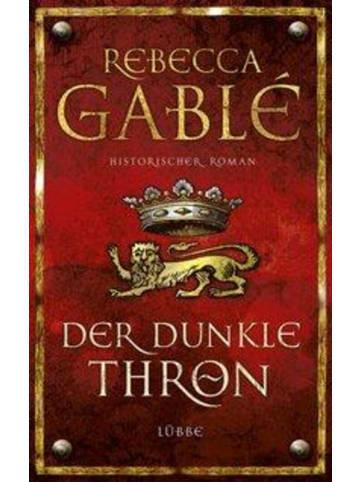 Ehrenwirth Der dunkle Thron - Band 4