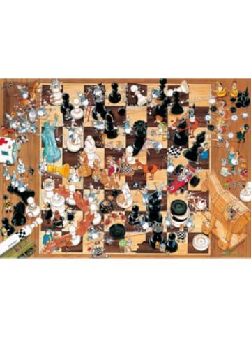 Heye Kalender Puzzle Black or White, 1000 Teile