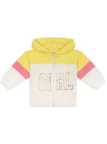 Panco Sweatshirt - mit Kapuze - für Mädchen in Gelb