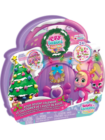 IMC Cry Babies Magic Tears Rosie's Adventskalender