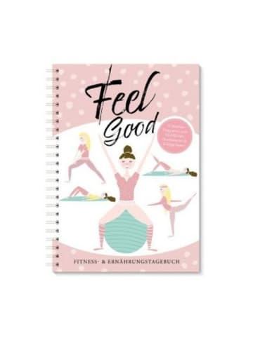 Nova MD Trainingstagebuch & Ernährungsplaner| Rosa Fitnessplaner & Ernährungstagebuch für Frauen mit 12 Wochen Programm zum Wohlfühlen | Trainingstagebuch für Fitness Studio, Krafttraining, Cardio, Gym, Workout und Diät & Ernährung
