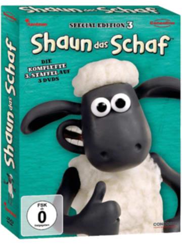 Shaun das Schaf DVD Shaun das Schaf Box (Folgen 11-13)