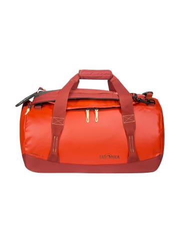 Tatonka Barrel S Reisetasche 53 cm in red orange