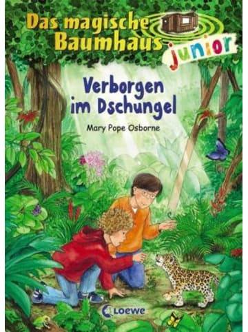 Loewe Verlag Das magische Baumhaus junior (Band 6) - Verborgen im Dschungel