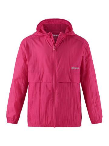 "Reima Windjacke "" Hongis "" in Berry pink"