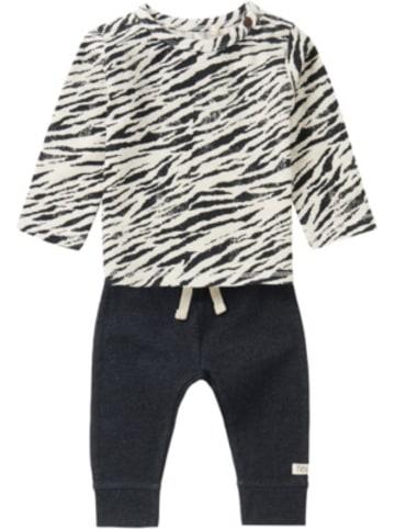 Noppies Baby Set Jerseyhose + Langarmshirt BETHAL, Organic Cotton