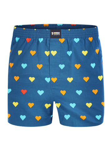 Happy Shorts Boxershorts Motive in Hearts