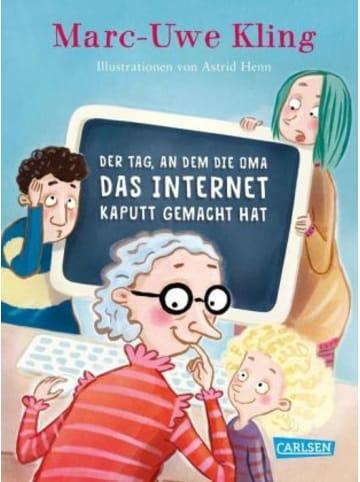 Carlsen Der Tag, an dem die Oma das Internet kaputt gemacht hat