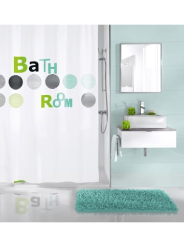 """Kleine Wolke Duschvorhang """"Bathroom"""" 180x200 cm"""