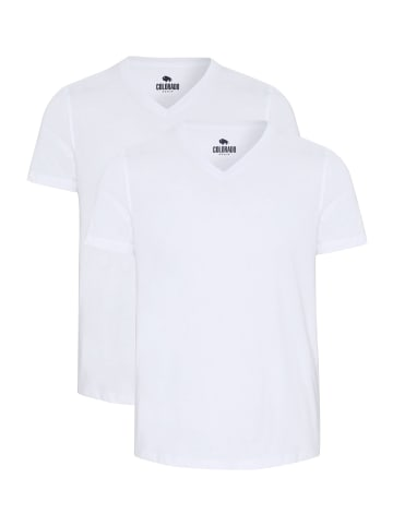 Colorado Jeans T-Shirt in 11-0601 Bright White