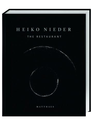 Matthaes The Restaurant | Das Kochbuch